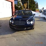 Foto Bentley Flying Spur Continental